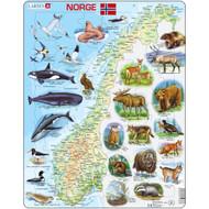 Norge Puzzle (K68)