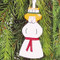 Lucia Ornament - Wooden (44711)