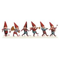 Pixy Parade Paper Cutout (13-0098)