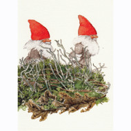 Christmas Card - Among the Mosses & Lichens (48)