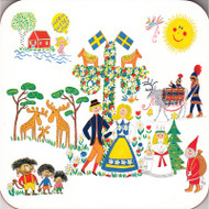 Swedish Seasons Trivet (6661)