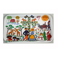 Swedish Seasons Tray (6711)