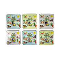 Swedish Seasons Coasters (6735)