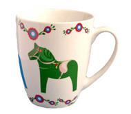 Dalahorses Mug (6873)