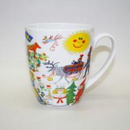 Swedish Seasons Mug (6876)
