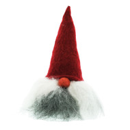 Tomte w/Beard & Red Hat (7412)