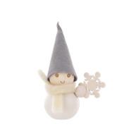 Tonttu Christmas Frost Elf - Lumi Pakkanen - Snowflake (B5493)