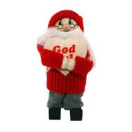 Tomte with God Jul Heart (21410)