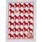 Tea Towel/Kitchen Towel - Dala Horse (SW4352)
