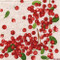 Lingonberry Luncheon Napkins (105651)