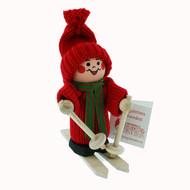 Tomte-Santa Skier (9114)