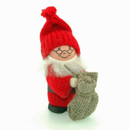 Tomte Santa with Jul Sack (21209)