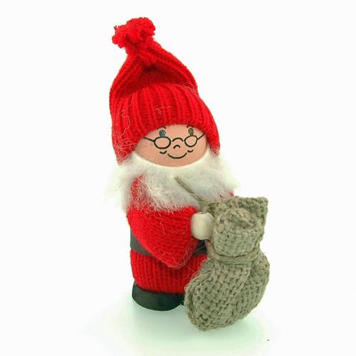 Tomte Santa with Jul Sack (21209)