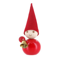 Tonttu Christmas Elf with Bell (B6068)