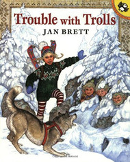 Trouble with Trolls - Hardcover (23365)