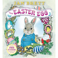 The Easter Egg - Hardcover Book (52389)