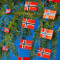 Flags on Strings - Norway (FS-N)
