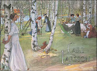 Carl Larsson Boxed Notecards (660)