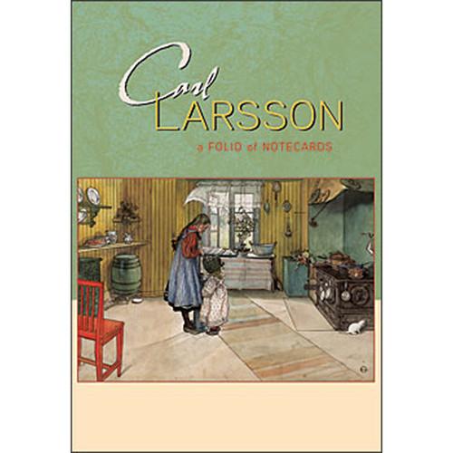 Carl Larsson Notecard Folio (897)