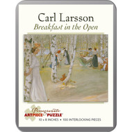 Carl Larsson Puzzle - Breakfast in the Open (AA796)