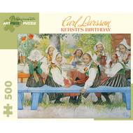 Carl Larsson Puzzle - Kersti's Birthday (AA850)