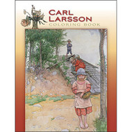 Carl Larsson Coloring Book (CB117)