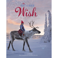 The Reindeer Wish - Hardcover Book (379212)