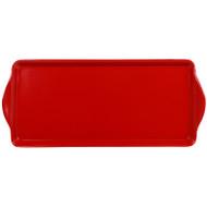 Melamine Almond Cake Tray - Red (6600)