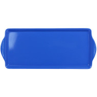 Melamine Almond Cake Tray - Royal Blue (67010)