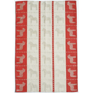 Dala Horse Kitchen Towel - Red (345-05)