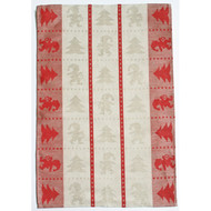 Tomte and Tree Kitchen Towel (345-13)