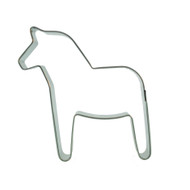 Dala Horse Cookie Cutter (186HOR)