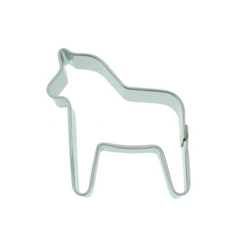 """Dala Horse Cookie Cutter - Mini - 2"""" (186S)"""