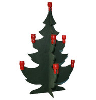 Christmas Tree Candleholder (288)