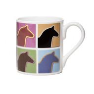 Dala Horse Mosaic Mug (62869)