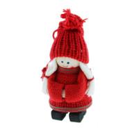 Tomte Santa Girl Jul Ornament (46739)