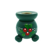 "Swedish Candleholder - Lingonberries - 2 "" (404GLB)"