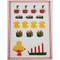 Tea Towel/Kitchen Towel - Julstok (SW4317)