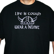 Life is Tough T-Shirt - Black (LITT)