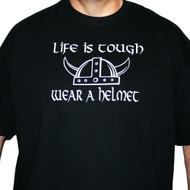 Life is Tough T-Shirt - Black (LITT)