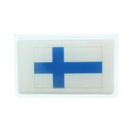 Finland Flag Scandinavian Soap - 5 oz. Bar - Oatmeal Milk & Honey (SS1F)