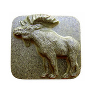 Moose Crossing Soap - Exfoliating Cardamon & French Green Clay - 3.5 oz. (SS1M)