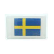 Sweden Flag Scandinavian Soap - 5 oz. Bar - Oatmeal Milk & Honey (SS1S)
