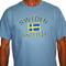Sweden Since 1523 T-Shirt - Stone Blue (SWST)