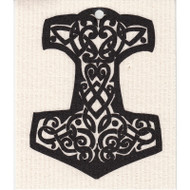 Swedish Dishcloth - Thor's Hammer (56913)