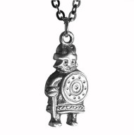 Viking Pendant - Pewter (5007)