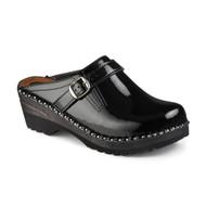 Donatello in Black Patent Leather - Women's (5063-511)