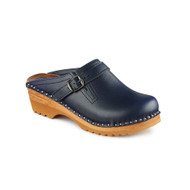 Raphael Clogs in Dark Blue (6062-043)
