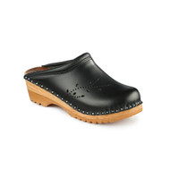 O'Keefe Clogs in Black (6087-011)
