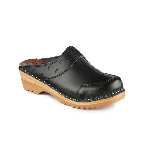 Durer Clogs in Black (6675-011)